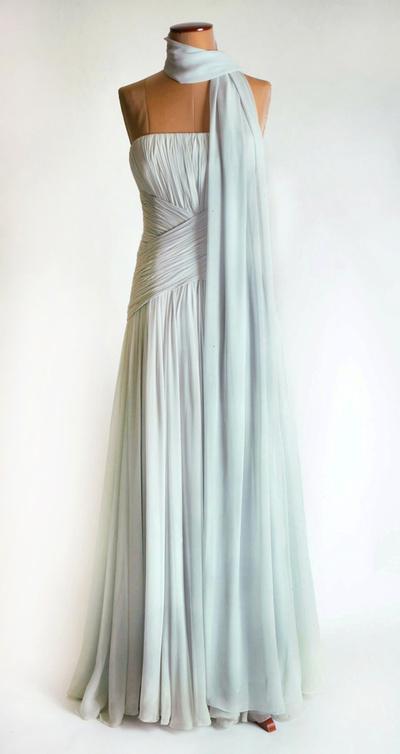 Vestido de lady diana
