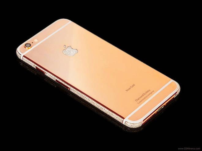 iPhone para ricos!