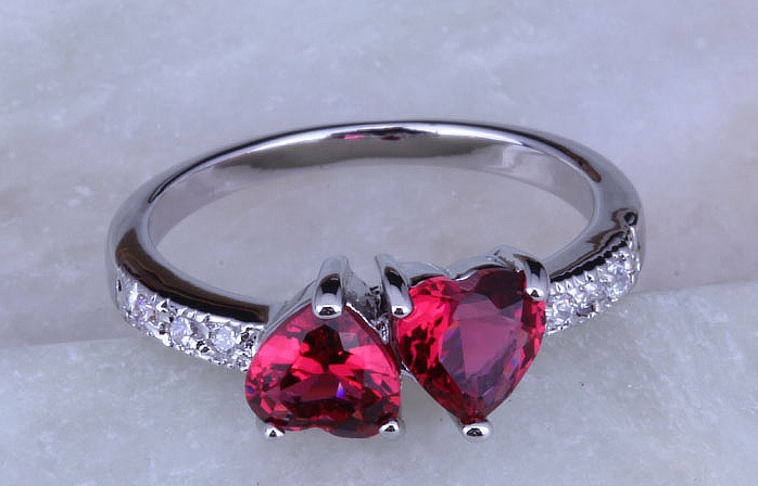 rubies artificiales